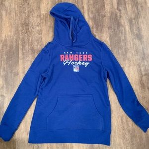 Women's New York Rangers Sweatshirt